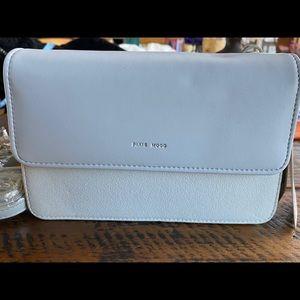 NWT Pixie Mood jane 2-in-1 Wallet PurseGrey/Suede